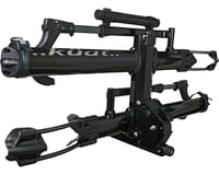 "Kuat NV 2.0 2-Bike Platform Hitch Rack  (Black Metallic) (2"" Receiver)"