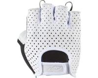 Lizard Skins Aramus Classic Short Finger Gloves (White)