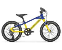 "Mondraker 2021 Leader 16"" Kids Bike (Yellow/Deep Blue)"