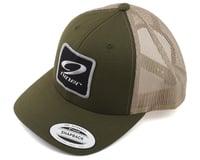 Niner Badge Hat (Moss Green/Khaki)