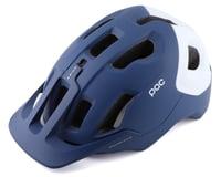 POC Axion SPIN Helmet (Lead Blue Matte)