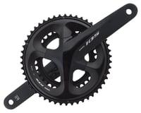 Shimano 105 FC-R7000 Crankset (Black) (2 x 11 Speed) (Hollowtech II)