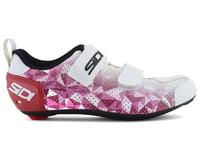 Sidi T-5 Air Women's Tri Shoe (Rose/Red/White)