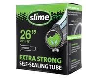 """Slime 26"""" Self-Sealing Inner Tube (Schrader)"""