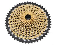 SRAM XG-1299 XX1 Eagle 12-Speed Cassette (Gold/Black) (XD)