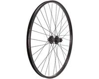 "Sta-Tru 29"" Rhyno Lite/Deore Rear Wheel (Black) (29"") (QR x 135mm)"