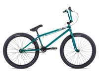 """Stolen 2021 Saint 24"""" BMX Bike (21.75"""" Toptube) (Chameleon Green)"""