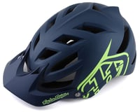 Troy Lee Designs A1 Helmet (Drone Marine/Green)