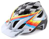 Troy Lee Designs A3 MIPS Helmet (Sideway White/Grey)