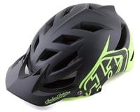 Troy Lee Designs A1 MTB MIPS Helmet (Classic Grey/Green)
