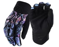 Troy Lee Designs Women's Luxe Gloves (Snake Multi)