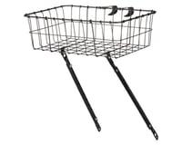 Wald 1372 Front Basket (Gloss Black)