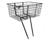 Wald 157 Front Giant Delivery Basket (Gloss Black)