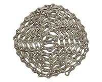 YBN Nickel Plated Chain (Silver) (11 Speed) (116 Links)