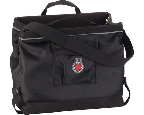 Banjo Brothers Grocery Pannier (Black) (Each)