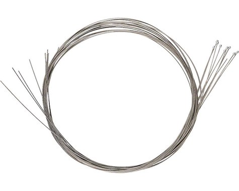 Campagnolo 2000mm Stainless Derailleur Cable (10 Pack)