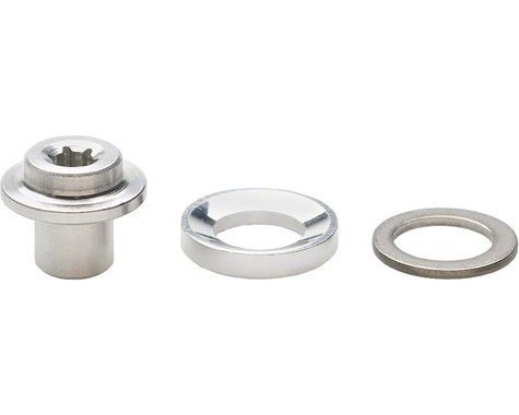 Campagnolo Brake Pad Fixing Nut and Washers for SR/RE/CH/TT Brakes