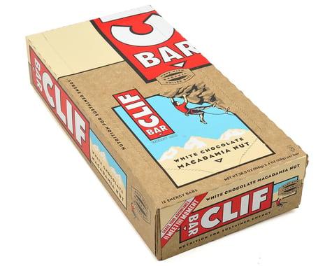 Clif Bar Original (White Chocolate Macadamia) (12) (12 2.4oz Packets)