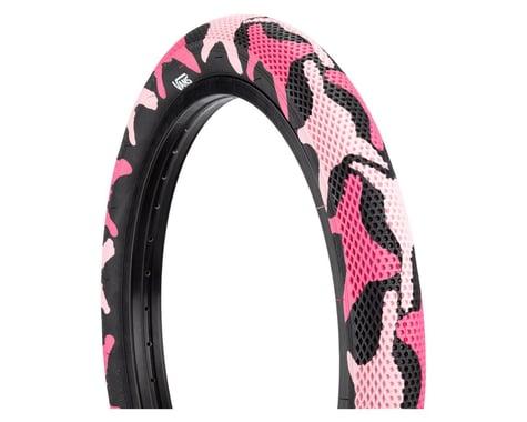 """Cult Vans Tire (Pink Camo/Black) (20"""") (2.4"""")"""