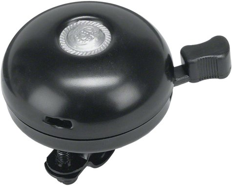 Dimension Classic Black Bell w/ Crown Emblem