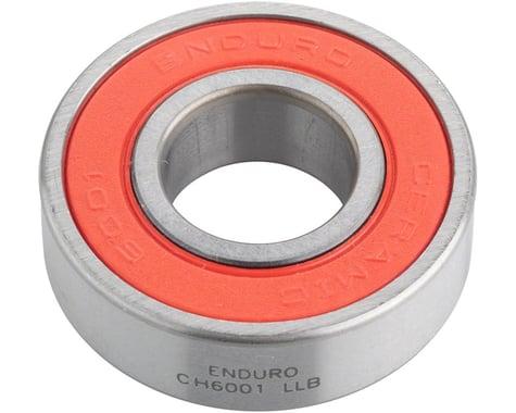 Enduro Ceramic Hybrid 6001 LLB Sealed Cartridge Bearing