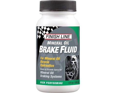 Finish Line Mineral Oil Brake Fluid (4oz)