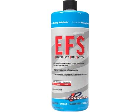 First Endurance EFS Liquid Shot (Vanilla) (1 32oz Bottle)