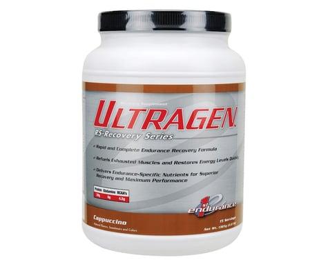 First Endurance Ultragen Recovery Drink Mix (Mocha) (48oz)