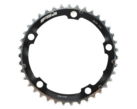 FSA Pro Road 10sp Middle Chainring (Black) (130mm BCD) (Offset N/A) (39T)