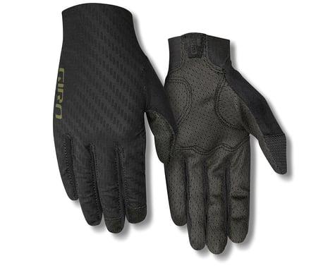 Giro Rivet CS Gloves (Black/Olive) (S)