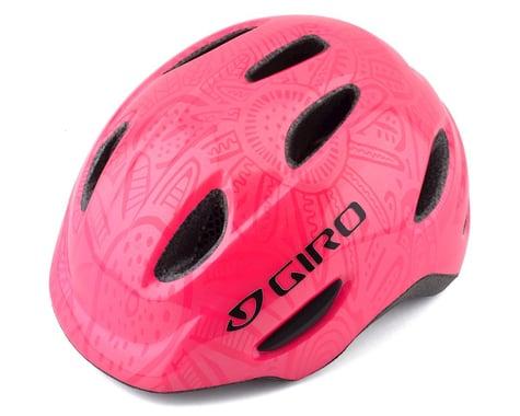 Giro Scamp Kid's Bike Helmet (Bright Pink/Pearl) (XS)