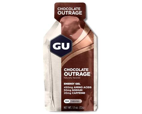 GU Energy Gel (Chocolate Outrage) (8 1.1oz Packets)