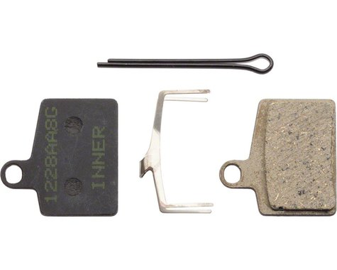Hayes Semi-Metallic Disc Brake Pads Dyno/Ryde T122