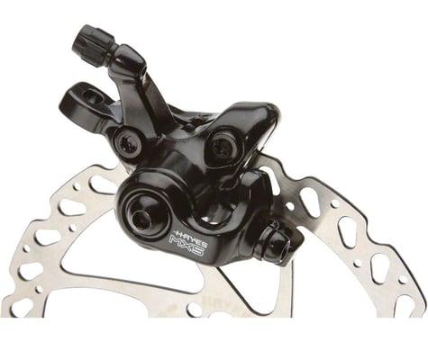 Hayes MX-5 Disc Brake Caliper (Black) (w/ 160mm Rotor)