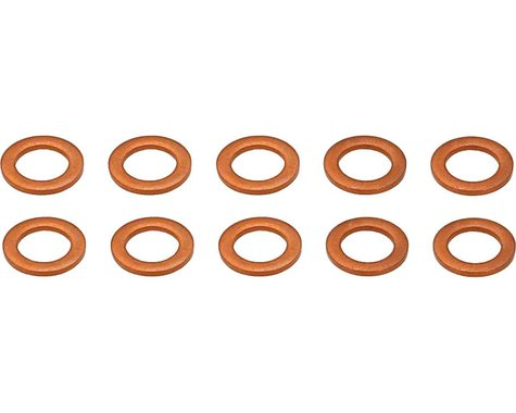 Hope 6mm Copper Seal Washers (10)