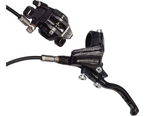 Hope Tech 3 X2 Hydraulic Disc Brake (Black) (Left/Front)