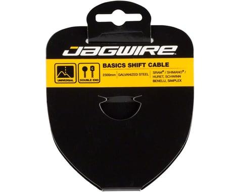 Jagwire Basics Derailleur Cable (Galvanized) (1.1x2300mm) (SRAM/Shimano) (1)