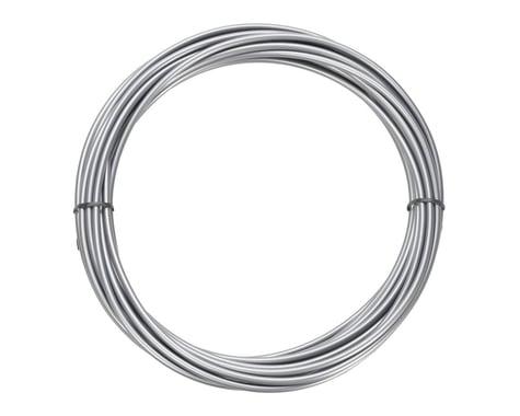 Jagwire Sport Brake Housing (Silver) (5mm) (10m Roll)