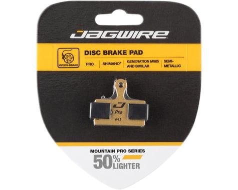 Jagwire Disc Brake Pads (Shimano, Rever) (Semi-Metallic)