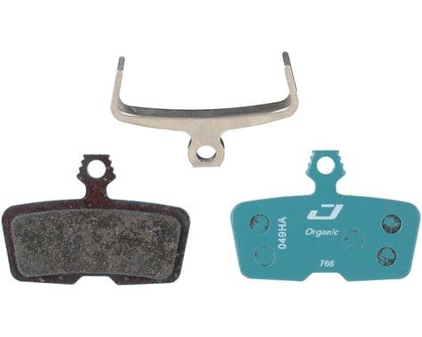 Jagwire Sport Disc Brake Pads (Organic) (SRAM Code RSC, R, Guide RE)