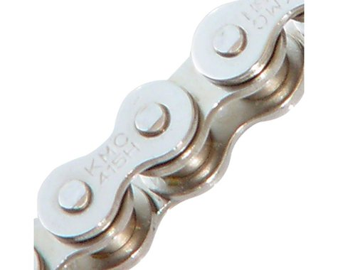 """KMC 415H Chain (Silver) (Single Speed) (3/16"""") (98 Links)"""