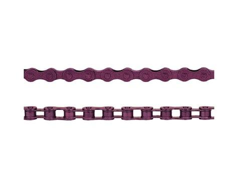 """KMC Z410 Chain (Purple) (112 Links) (1/8"""")"""