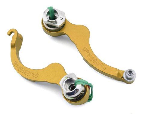 Paul Components Mini Moto Brake (Front or Rear) (Gold)