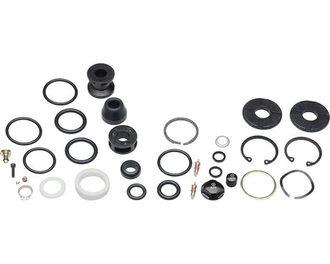 RockShox Fork Service Kit (Revelation) (2010-2011) (Dual Air/Motion Control)