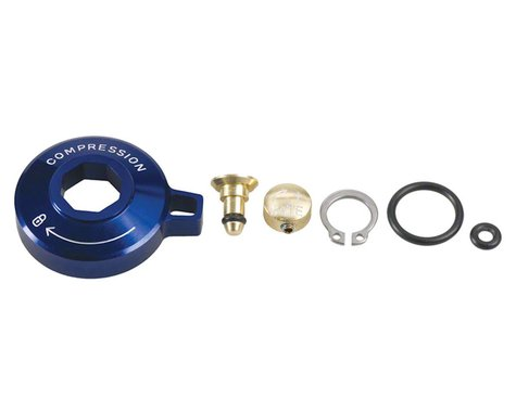 RockShox Motion Control Knob (Standard Alum) (w/ Cir-Clip)