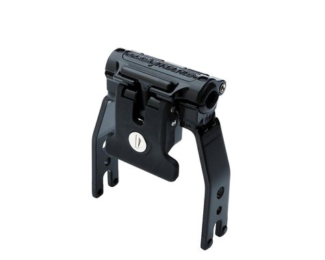 Rockymounts DriveShaft Thru-Axle Adapter (Black)