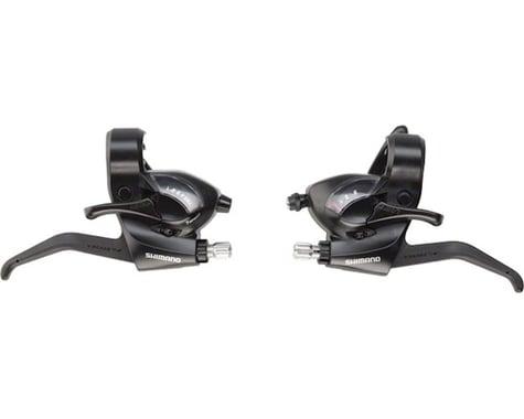 Shimano ST-EF41 Brake/Shift Lever Set (Black)