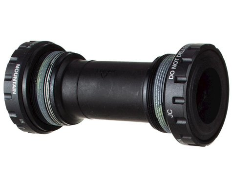 Shimano XTR BB93 English Bottom Bracket (Black) (BSA) (68/73mm)