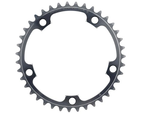Shimano Dura-Ace 7800 10-Speed B-Type Chainring (130mm BCD) (Offset N/A) (39T)
