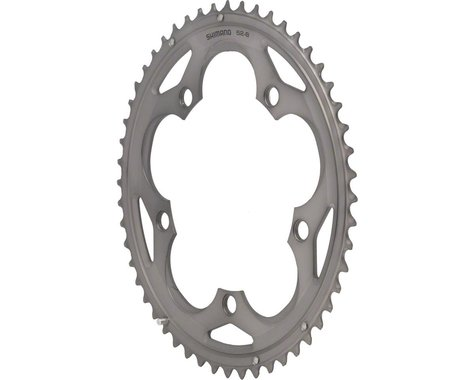 Shimano 105 5700 Chainring (Silver) (130mm BCD) (Offset N/A) (52T)